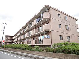 ランドロードU B棟[2階]の外観