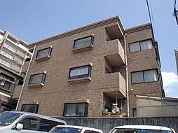 広島県広島市西区古江東町の賃貸マンションの外観