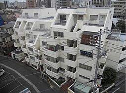 パール仲町マンション[3階]の外観