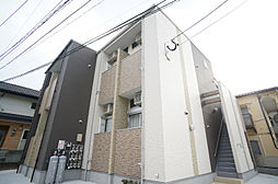 ミアムール箱崎[2階]の外観