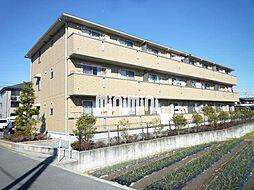 静岡県富士市宮島の賃貸アパートの外観
