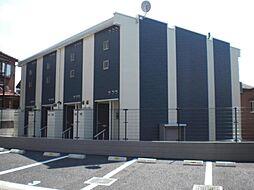 レオネクスト成田参道[1階]の外観