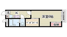 夢前川駅 3.9万円