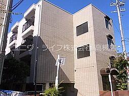 ハムロハイツ杉田A棟[3階]の外観