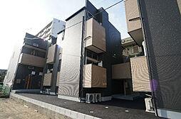 クレオ筥松参番館[2階]の外観