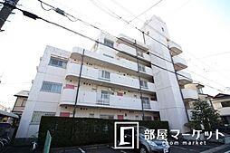 愛知県豊田市月見町1丁目の賃貸マンションの外観