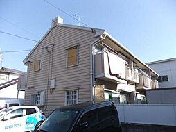 広島県広島市南区宇品神田4丁目の賃貸アパートの外観