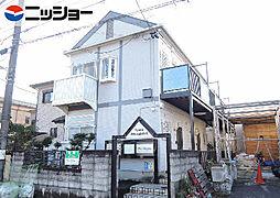 プレース平田橋[1階]の外観