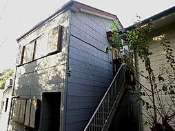 西舘ハウス[3F号室]の外観