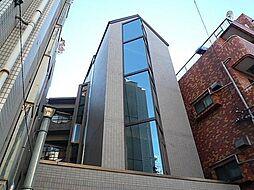 駒込K&M[4階]の外観