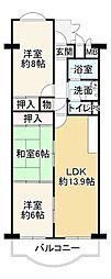 新金岡駅 1,350万円