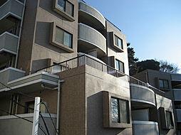 サンヴィレッジ大倉山B[5階]の外観