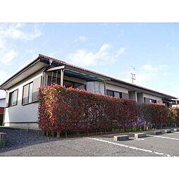 茨城県神栖市日川の賃貸アパートの外観