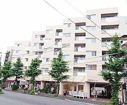 京都府京都市左京区山端壱町田町の賃貸マンションの外観