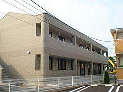 愛知県一宮市丹陽町外崎字郷の賃貸アパートの外観