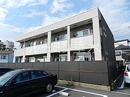 兵庫県神戸市垂水区舞子台5丁目の賃貸アパートの外観