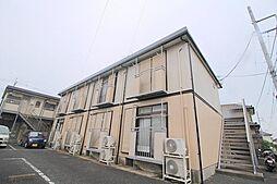 コスモハイツ田中E[2階]の外観