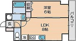 玉出駅 6.6万円