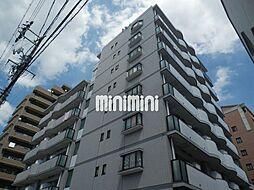 愛知県名古屋市中区千代田4の賃貸マンションの外観