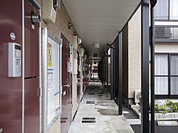 兵庫県相生市栄町の賃貸アパートの外観