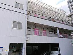 福島清水マンション[3階]の外観