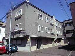 コスモN38[3階]の外観