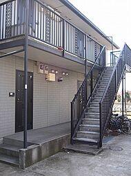 カーサフローラー[2階]の外観