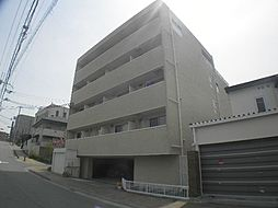 兵庫県芦屋市前田町の賃貸マンションの外観