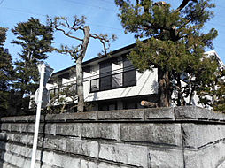 ハイツアヅミノ[202号室]の外観