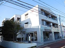 フラット松栄[2階]の外観