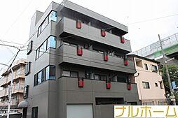 MIZUNOコーポ(ミズノコーポ)[4階]の外観