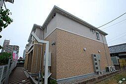 コーポ加藤II[1階]の外観