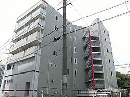 イケガミマンションパート6[3階]の外観