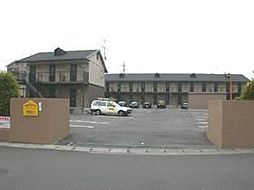 ベルメゾンTTA棟[1階]の外観
