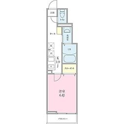 (仮称)船橋市海神町2丁目プロジェクト[306号室]の間取り