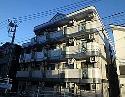 千葉県船橋市本中山6丁目の賃貸マンションの外観