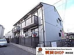 サニーハウス小藤[202号室]の外観