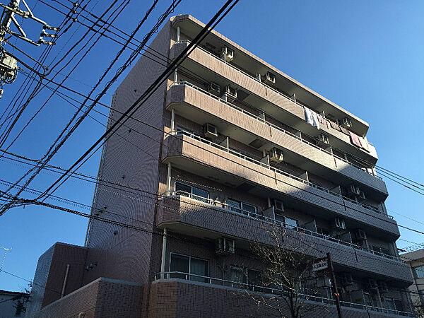 東京都大田区大森北5丁目の賃貸マンション