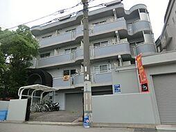 ロイヤルハイツ夙川[1階]の外観