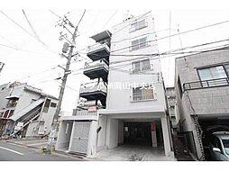 岡山県岡山市北区富田町2丁目の賃貸マンションの外観