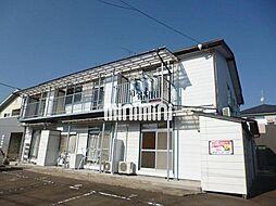 本吉荘[2階]の外観