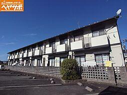 リバーサイドSUWA B[1階]の外観