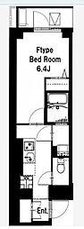 b'CASA 練馬[5階]の間取り