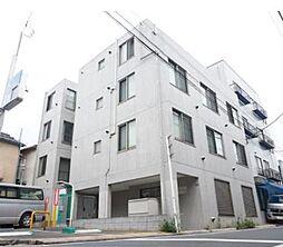 東京都豊島区千早4丁目の賃貸マンションの外観