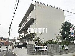 下山ビル[3階]の外観