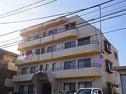 東京都小平市上水本町4丁目の賃貸マンションの外観