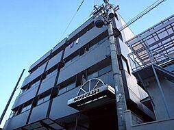 大阪府藤井寺市北岡1丁目の賃貸マンションの外観