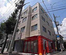 京都府京都市上京区紙屋川町の賃貸マンションの外観