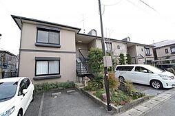 兵庫県伊丹市中野東1丁目の賃貸アパートの外観