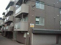 オクスハイム[2階]の外観